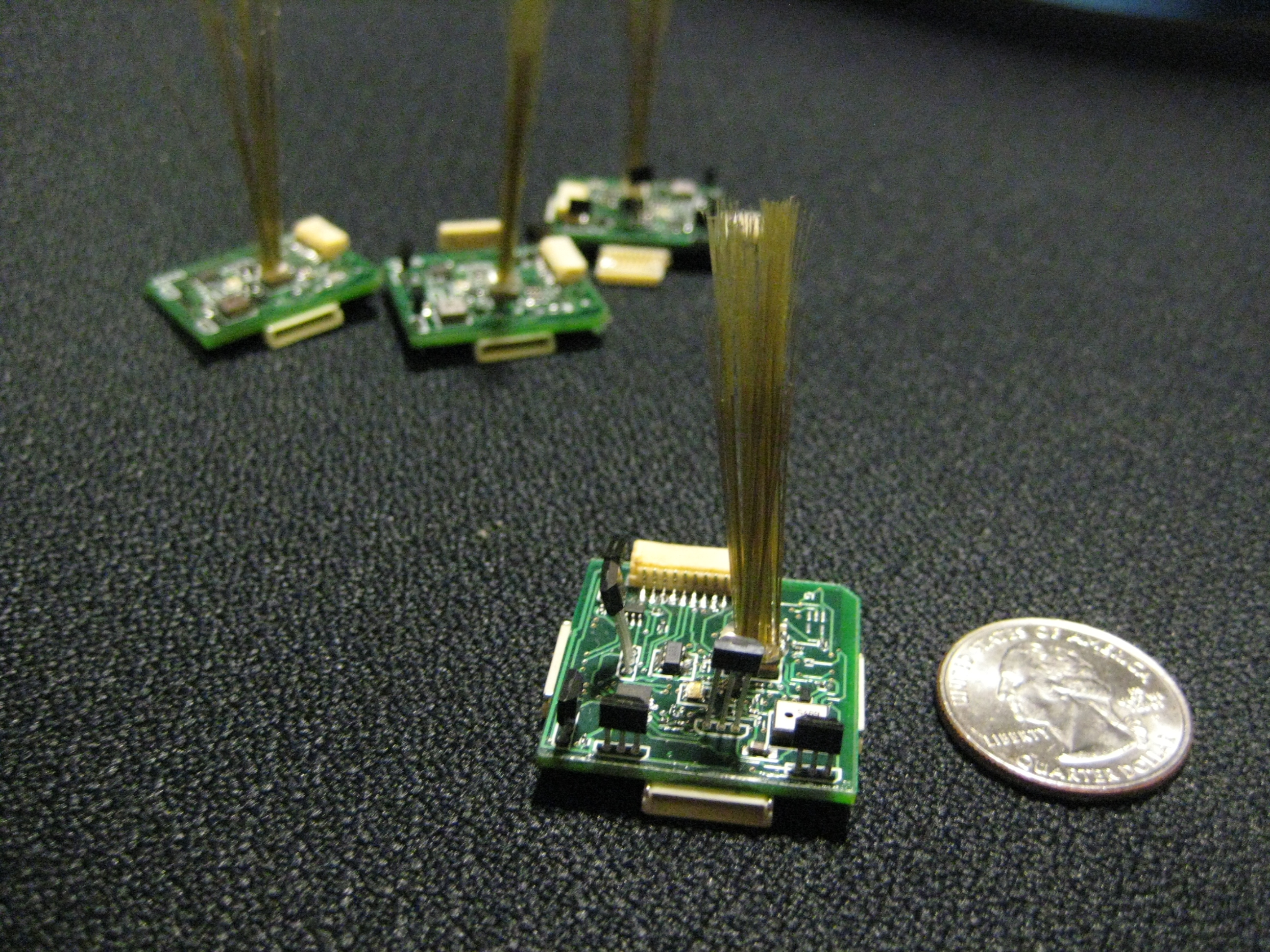 thesis sensor interface circuits Smart sensors and internet-of-things (iot) are the key driving forces that push  sensor interface circuits and systems to address smart functions, as well as to.