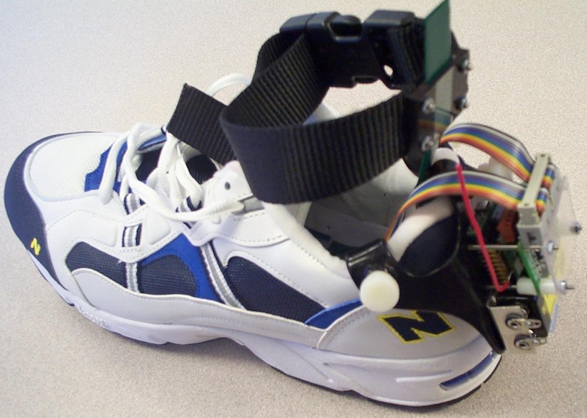 Gait shoe
