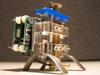 Parasitic Hopping Robot