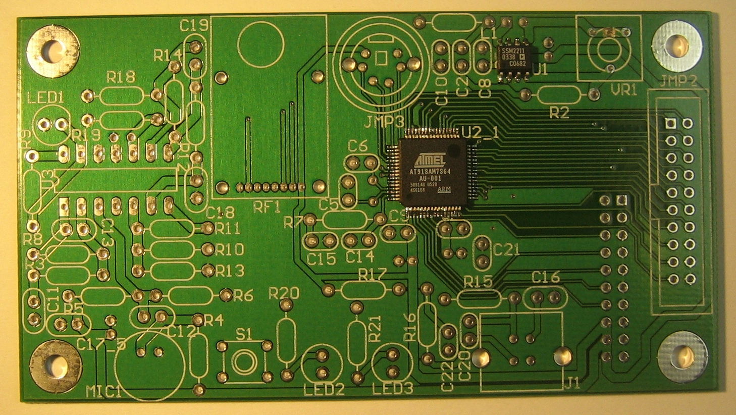 Step By Guide To Building A Plug Low Voltage Board What Solder Use For Circuit Boards Fine Tipped Soldering Iron And Microscope This Ic The
